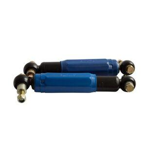AL-KO Zestaw: Dwa amortyzatory osi przyczepy AL-KO Octagon 1350 -2700 kg niebieskie