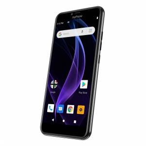 myPhone Prime 4 Lite black steel