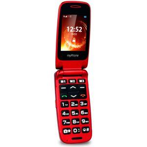 myPhone RUMBA czerwona