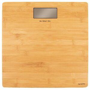 Waga łazienkowa BAMBUSOWA elektroniczna 180kg
