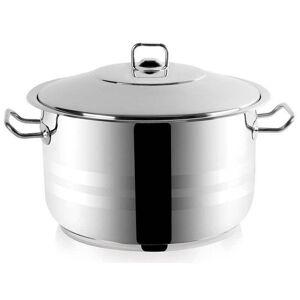 Garnek stalowy gastronomiczny GASTRO 30,5L
