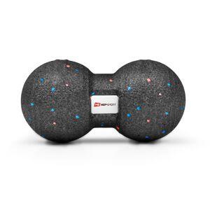Hop-Sport Piłeczka do masażu EPP 80mm podwójna
