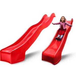 Swingking Zjeżdżalnia ogrodowa - ślizg 3 m czerwony