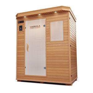 Haakala Sauna Haakala Tuoni Q III Premium z matową szybą
