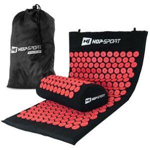 Hop-Sport Zestaw do akupresury - czerwony