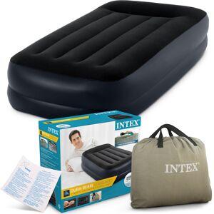 INTEX Materac z wbudowaną pompką (99x191x43cm) 64122