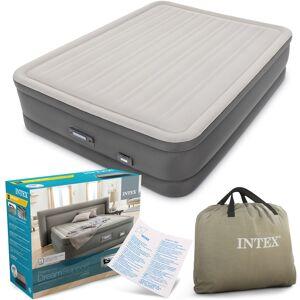 Intex Materac Intex z wbudowaną pompką 64770