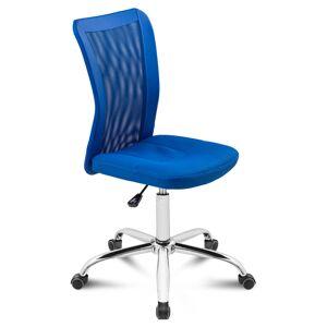 DiVolio Fotel biurowy Urban - niebieski