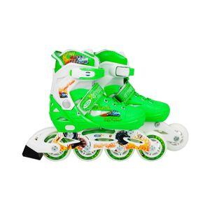 Flimboo Rolki dla dzieci zielone