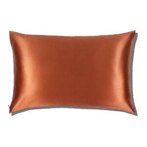 Slip Silk Pillowcase - Queen (Various Colours) - Dusk