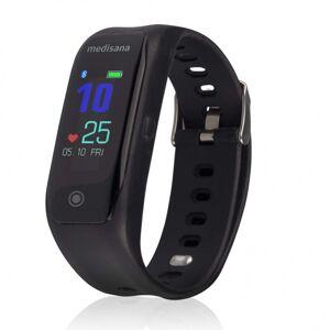 Medisana monitor aktywności fizycznej vifit run, czarny Fitness Fitness