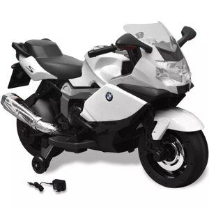 Vidaxl bmw 283 elektryczny motor dla dzieci biały 6 v Dekoracje Poduszki na krzesła i sofy