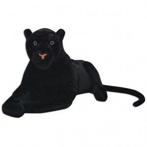 Vidaxl pluszowa pantera xxl czarna Zabawki Pluszaki