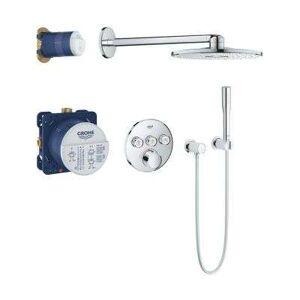 Grohe Podtynkowy zestaw prysznicowy Grohe SmartControl 34709000