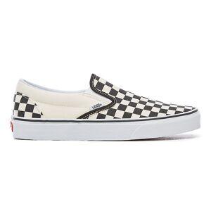 Vans Tenisówki Vans Classic Slip-On checkerboard black&white checker