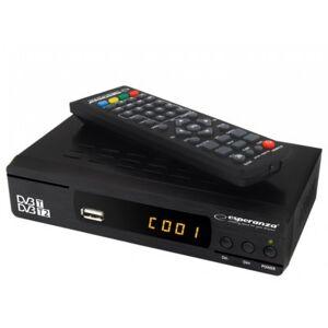 Esperanza TUNER DVB-T/T2 EV104