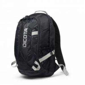 Dicota BackPack Active 14-15.6'' black/black