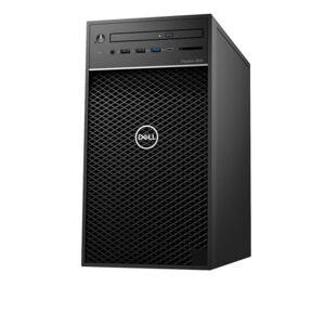 Dell Stacja robocza Precision  T3630 MT i7-9700K/16GB/256GB SSD M.2/1TB/RTX 2060/DVD RW/W10Pro/KB216/MS116/vPRO/3Y NBD