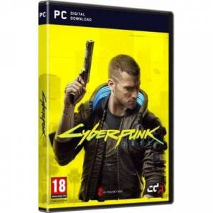 CD Projekt Gra PC Cyberpunk 2077