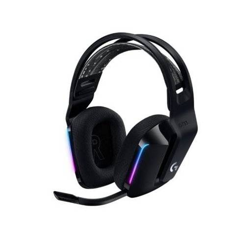 Logitech Zestaw słuchawkowy G733 Wireless Lightspeed czarny