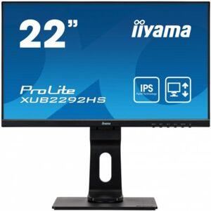 IIYAMA Monitor 21,5 XUB2292HS IPS,VGA/HDMI/DP/PIVOT