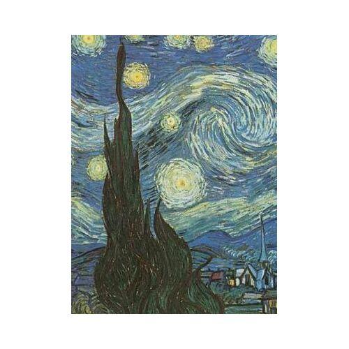 Van Gogh's Starry Night Notebook by Van Gogh