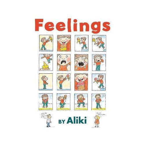 Aliki Feelings by Aliki