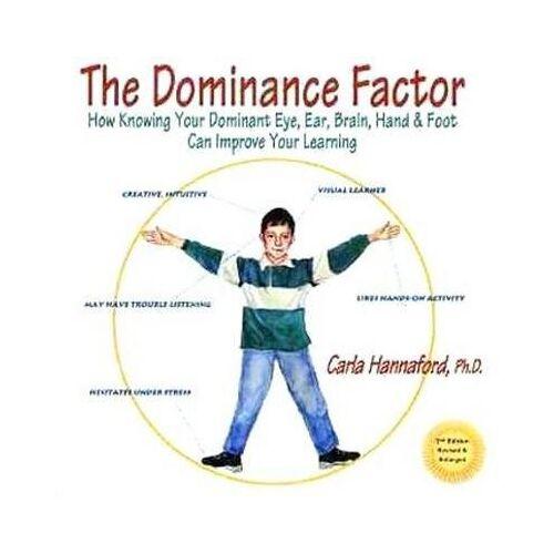 Carla Hannaford The Dominance Factor by Carla Hannaford