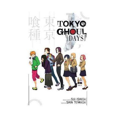 Shin Towada Tokyo Ghoul: Days by Shin Towada