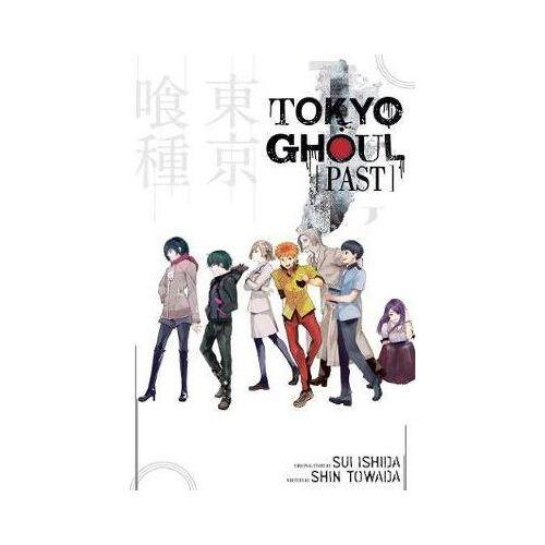 Shin Towada Tokyo Ghoul: Past by Shin Towada