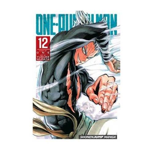 One-Punch Man, Vol. 12 by One