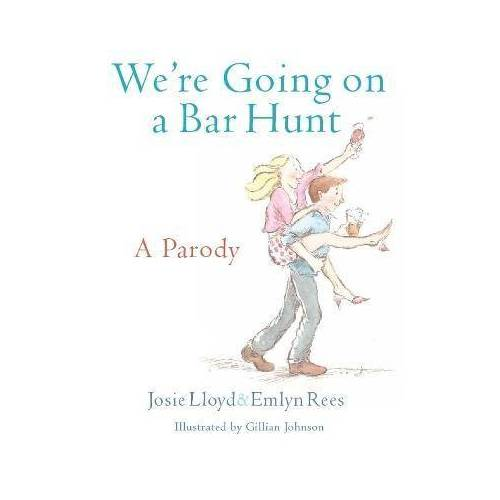 Emlyn Rees We're Going On A Bar Hunt by Emlyn Rees
