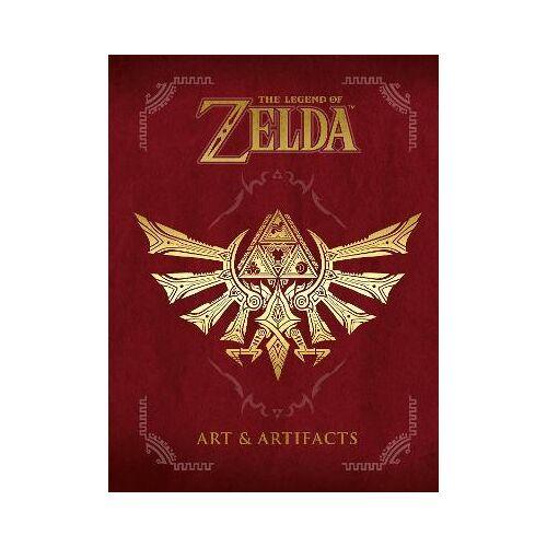 Nintendo Legend Of Zelda, The: Art & Artifacts by Nintendo