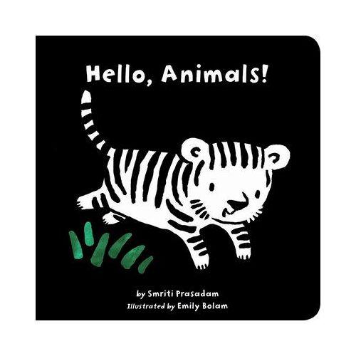 Smriti Prasadam Hello, Animals! by Smriti Prasadam