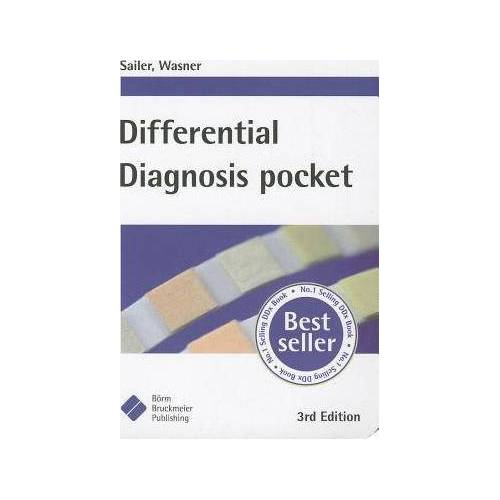 Christian Sailer Differential Diagnosis Pocketbook by Christian Sailer