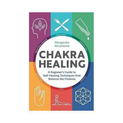 Margarita Alcantara Chakra Healing by Margarita Alcantara