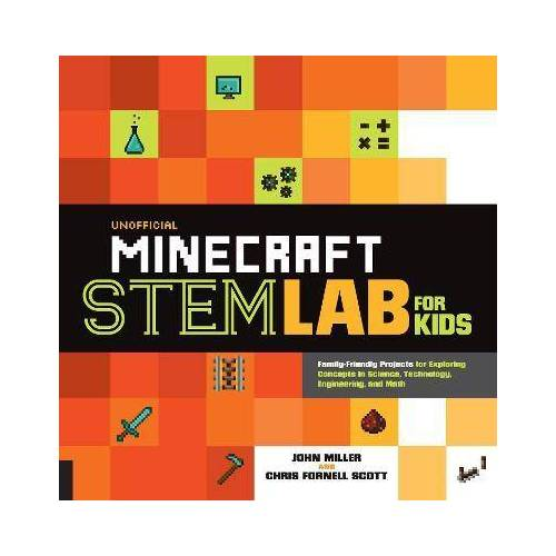 John Miller Unofficial Minecraft STEM Lab for Kids by John Miller