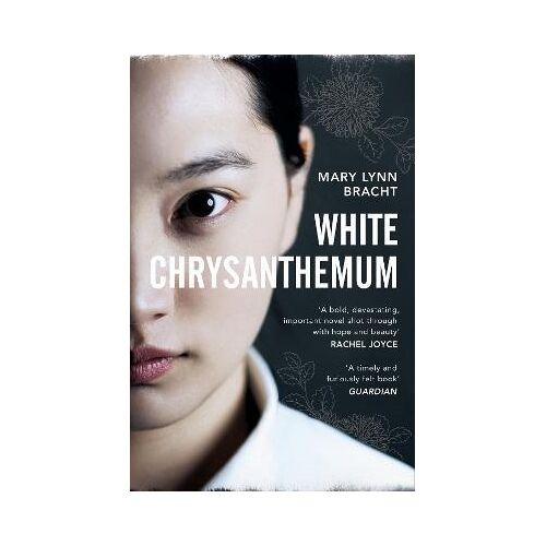 Mary Lynn Bracht White Chrysanthemum by Mary Lynn Bracht