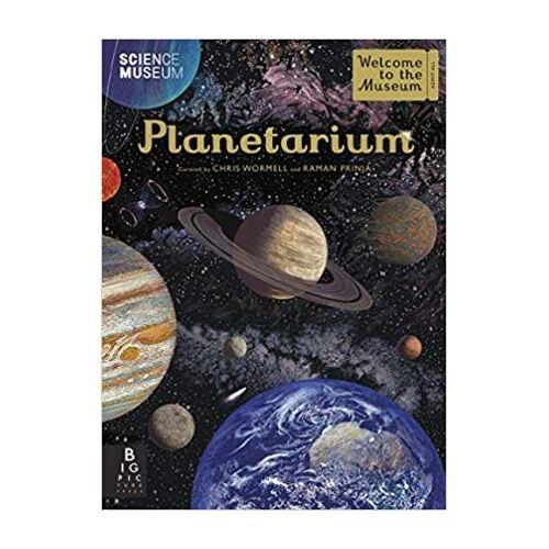 Raman Prinja Planetarium by Raman Prinja