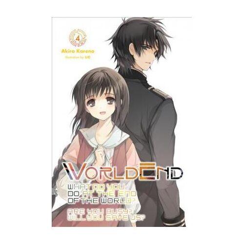 Akira Kareno WorldEnd, Vol. 4 by Akira Kareno