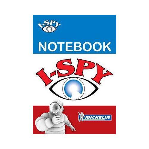 i-SPY Notebook by i-SPY