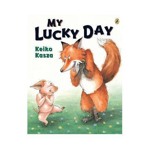 Keiko Kasza My Lucky Day by Keiko Kasza
