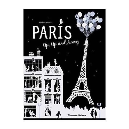 HELENE DRUVERT Paris Up, Up and Away by HELENE DRUVERT
