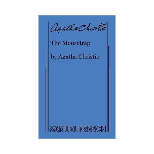 Agatha Christie The Mousetrap by Agatha Christie
