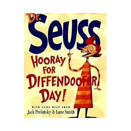 Jack Prelutsky Hooray For Diffendoofer Day! by Jack Prelutsky