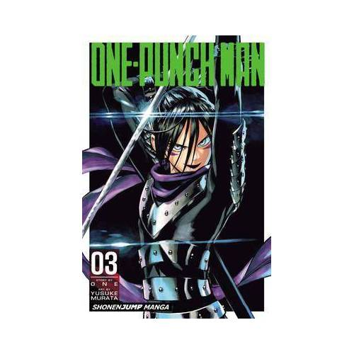One-Punch Man, Vol. 3 by One