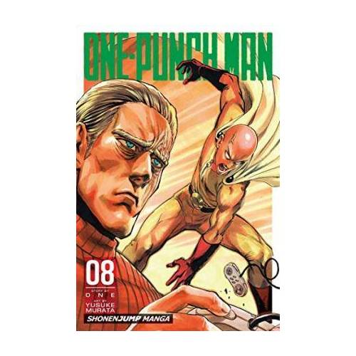 One-Punch Man, Vol. 8 by One