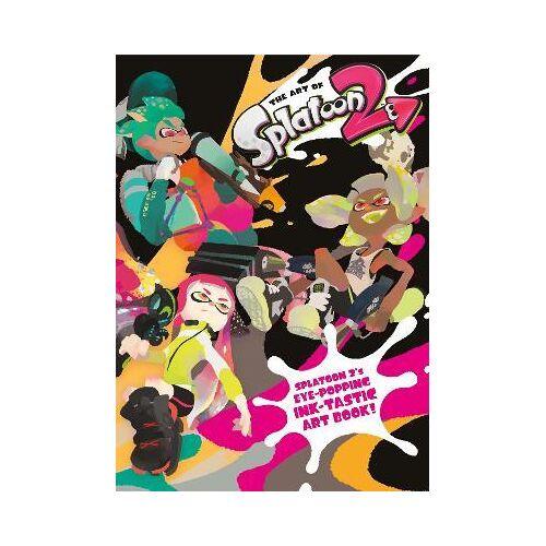 Nintendo The Art Of Splatoon 2 by Nintendo