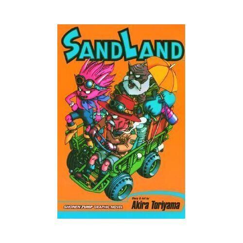Akira Toriyama Sand Land by Akira Toriyama
