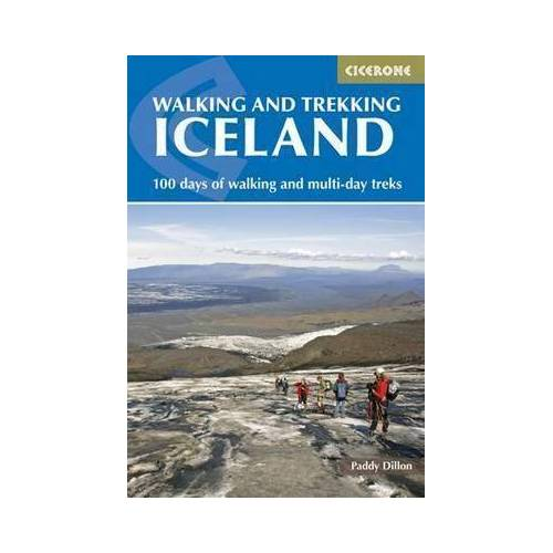 Paddy Dillon Walking and Trekking in Iceland by Paddy Dillon